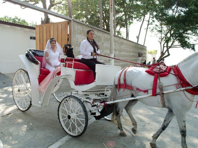El matrimonio de Luis y Mónica en Santa Marta, Magdalena 2