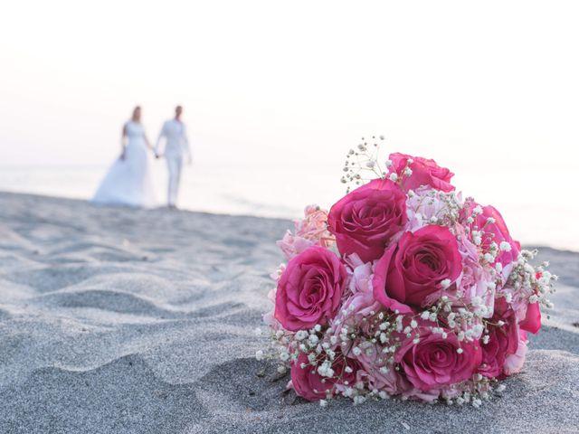El matrimonio de Luis y Mónica en Santa Marta, Magdalena 4