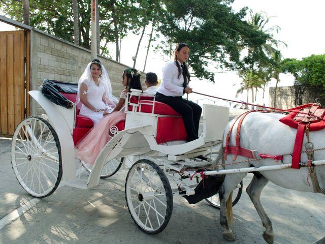 El matrimonio de Luis y Mónica en Santa Marta, Magdalena 5