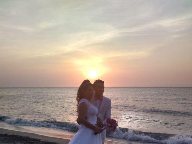 El matrimonio de Luis y Mónica en Santa Marta, Magdalena 6