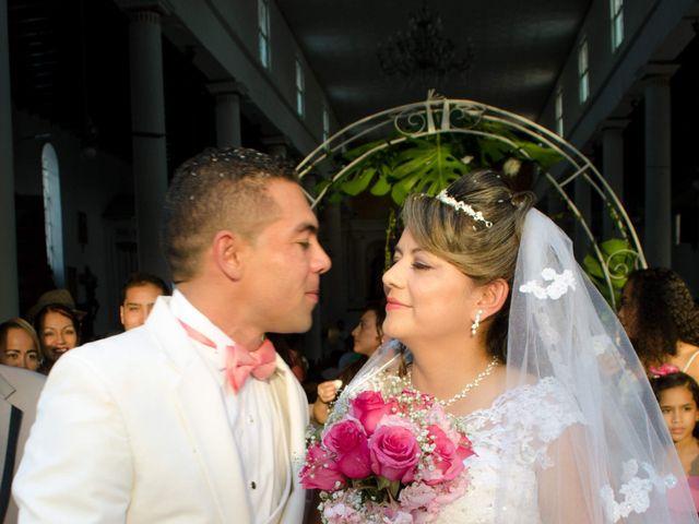 El matrimonio de Luis y Mónica en Santa Marta, Magdalena 7