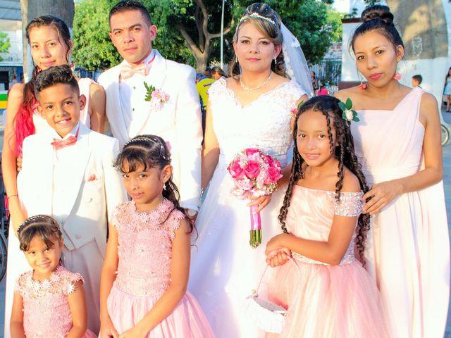 El matrimonio de Luis y Mónica en Santa Marta, Magdalena 8