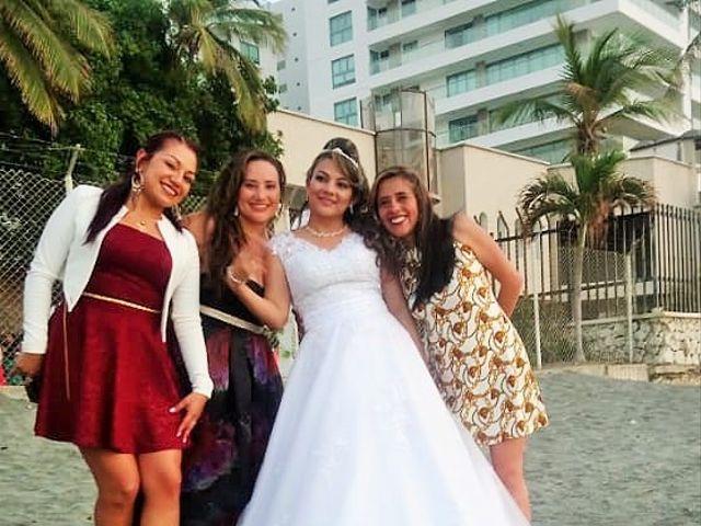 El matrimonio de Luis y Mónica en Santa Marta, Magdalena 9