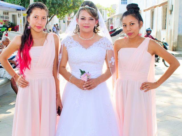 El matrimonio de Luis y Mónica en Santa Marta, Magdalena 12