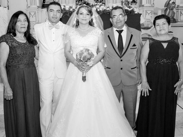 El matrimonio de Luis y Mónica en Santa Marta, Magdalena 13