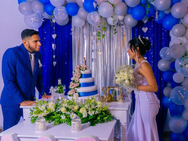 El matrimonio de Cristina y Alexander