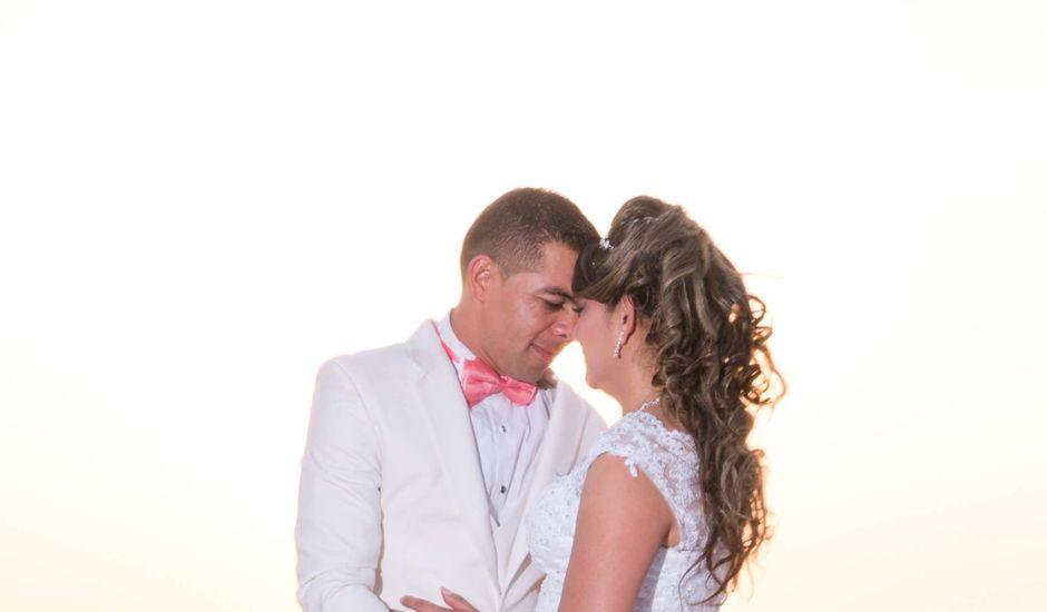 El matrimonio de Luis y Mónica en Santa Marta, Magdalena