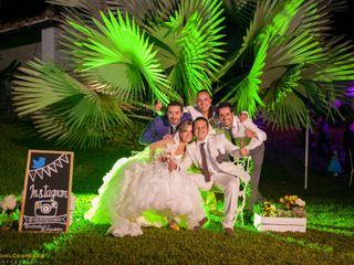 El matrimonio de Adriana y Diego 2