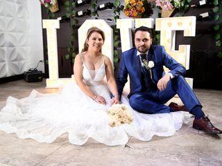 El matrimonio de Sonia y Jonathan