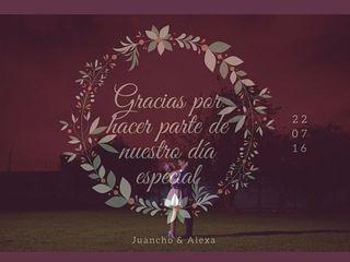 El matrimonio de Alexandra y Juan Sebastian 2