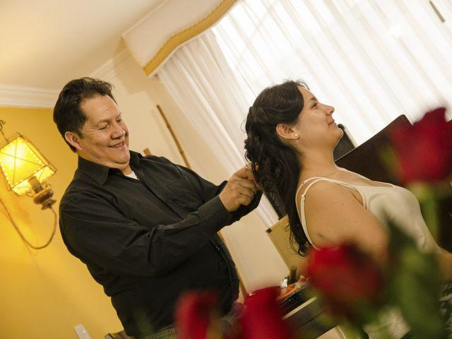 El matrimonio de Harold y Maria Alejandra en La Calera, Cundinamarca 7