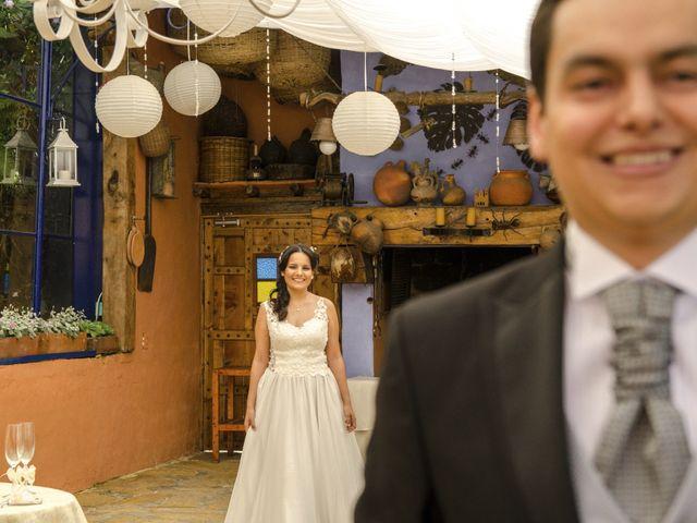 El matrimonio de Harold y Maria Alejandra en La Calera, Cundinamarca 16
