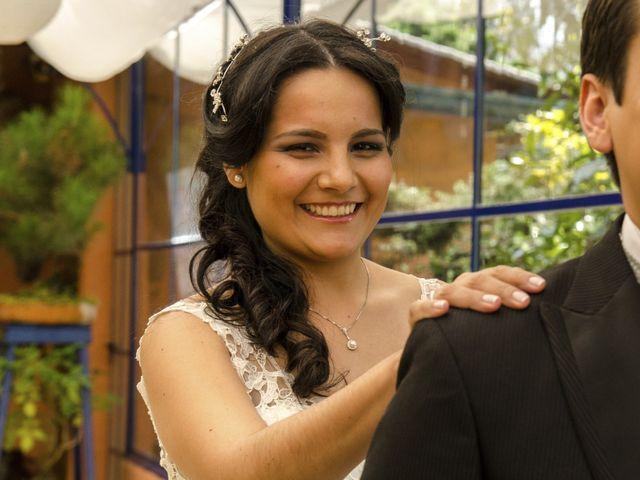 El matrimonio de Harold y Maria Alejandra en La Calera, Cundinamarca 17