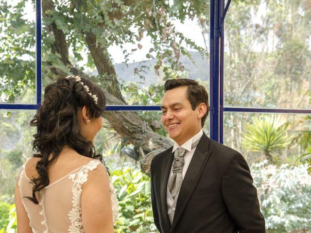 El matrimonio de Harold y Maria Alejandra en La Calera, Cundinamarca 18