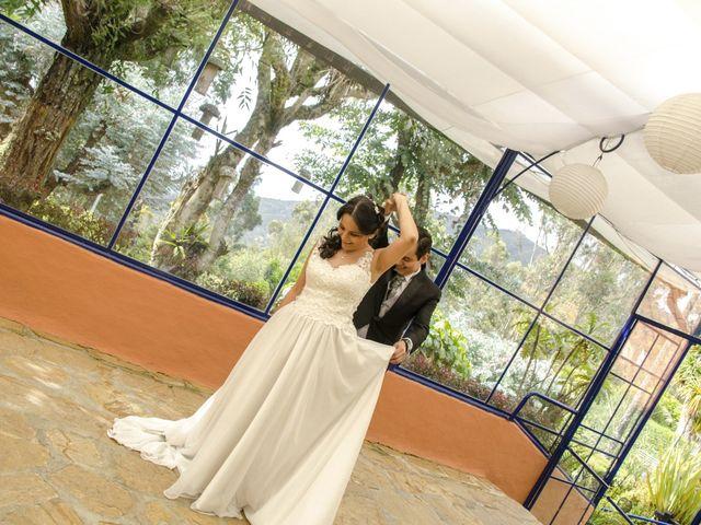 El matrimonio de Harold y Maria Alejandra en La Calera, Cundinamarca 19