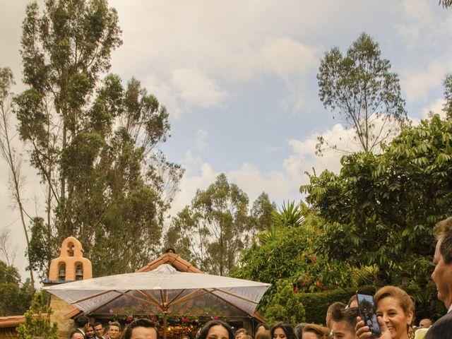 El matrimonio de Harold y Maria Alejandra en La Calera, Cundinamarca 23