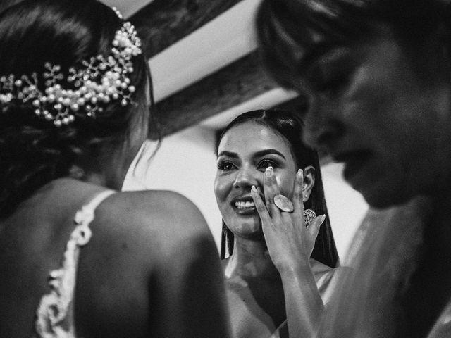 El matrimonio de Gustavo y Yeimi en Rionegro, Antioquia 16