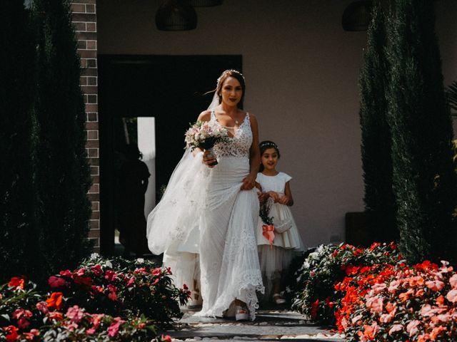 El matrimonio de Gustavo y Yeimi en Rionegro, Antioquia 17