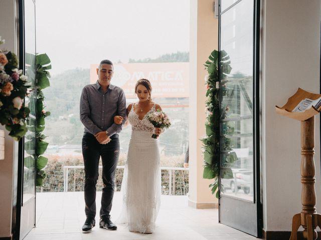 El matrimonio de Gustavo y Yeimi en Rionegro, Antioquia 19