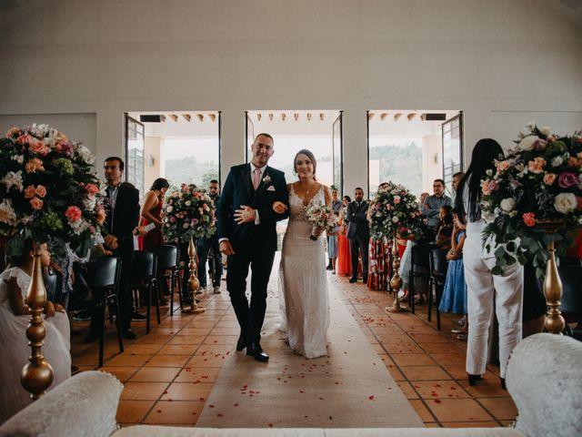 El matrimonio de Gustavo y Yeimi en Rionegro, Antioquia 20