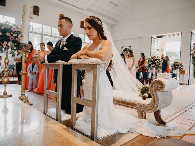 El matrimonio de Gustavo y Yeimi en Rionegro, Antioquia 21