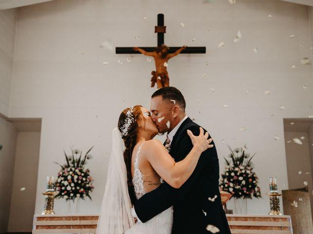 El matrimonio de Gustavo y Yeimi en Rionegro, Antioquia 22