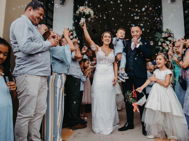El matrimonio de Gustavo y Yeimi en Rionegro, Antioquia 23