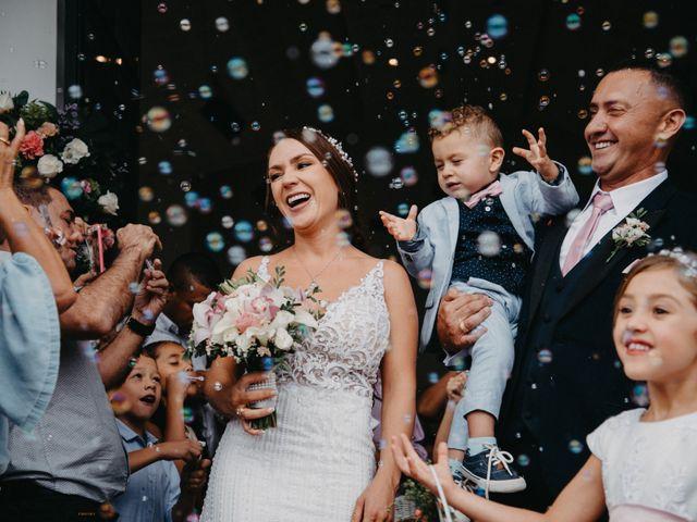 El matrimonio de Gustavo y Yeimi en Rionegro, Antioquia 25