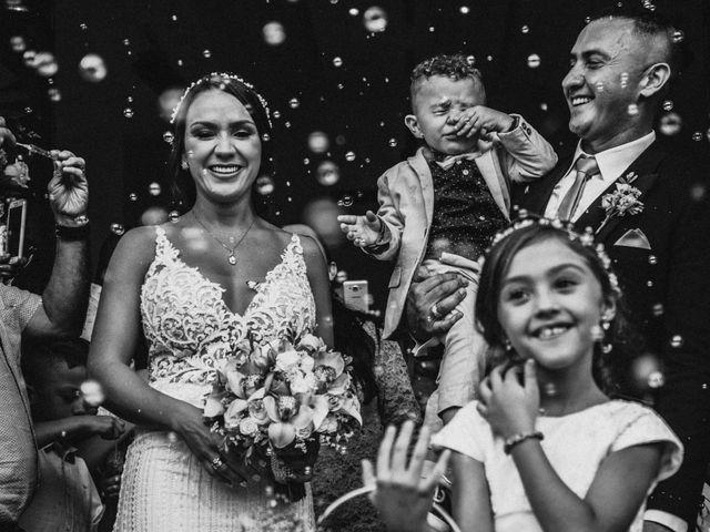 El matrimonio de Gustavo y Yeimi en Rionegro, Antioquia 26