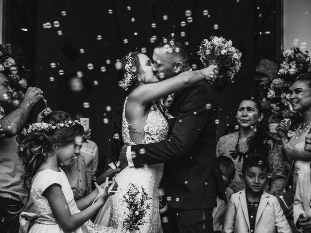 El matrimonio de Gustavo y Yeimi en Rionegro, Antioquia 27