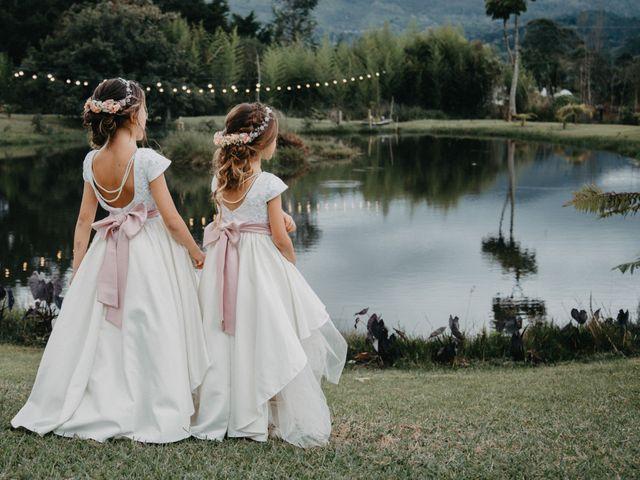 El matrimonio de Gustavo y Yeimi en Rionegro, Antioquia 31