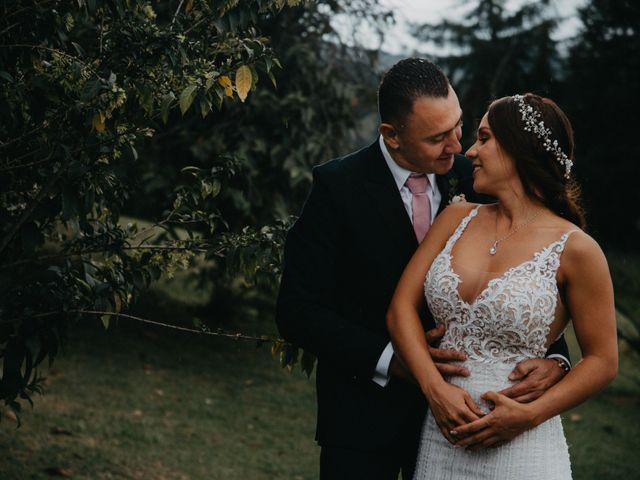 El matrimonio de Gustavo y Yeimi en Rionegro, Antioquia 34