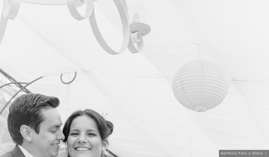 El matrimonio de Harold y Maria Alejandra en La Calera, Cundinamarca