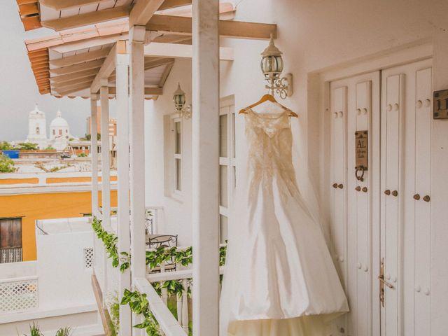 El matrimonio de Andres y Vanessa en Santa Marta, Magdalena 2