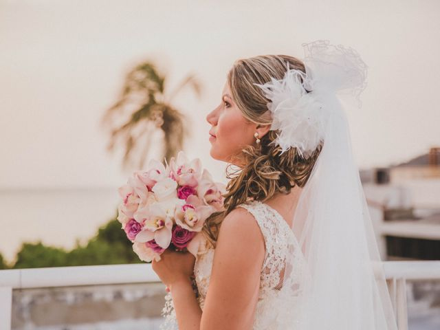 El matrimonio de Andres y Vanessa en Santa Marta, Magdalena 6