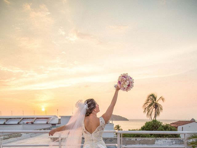 El matrimonio de Andres y Vanessa en Santa Marta, Magdalena 10