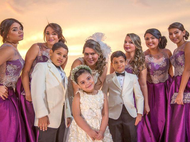 El matrimonio de Andres y Vanessa en Santa Marta, Magdalena 14