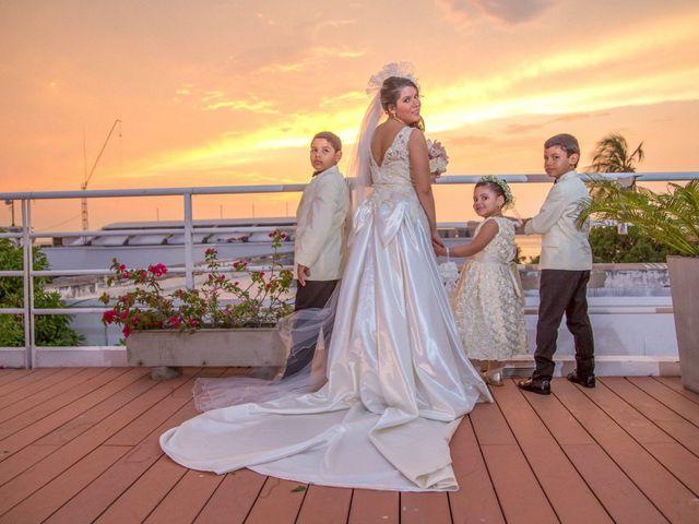 El matrimonio de Andres y Vanessa en Santa Marta, Magdalena 15