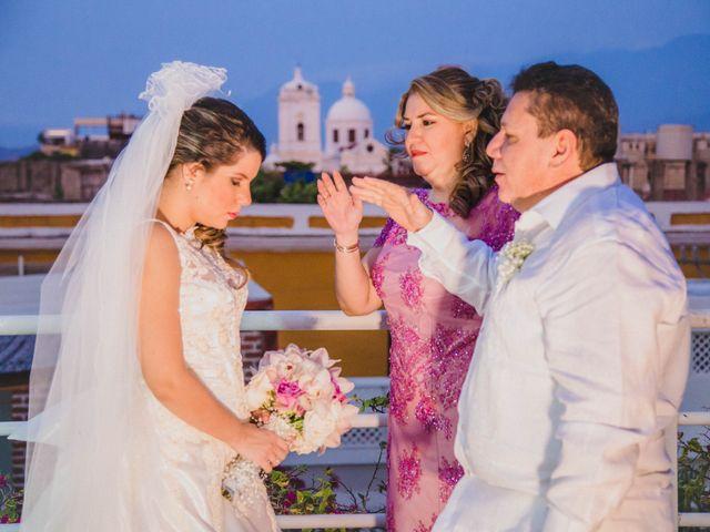 El matrimonio de Andres y Vanessa en Santa Marta, Magdalena 17