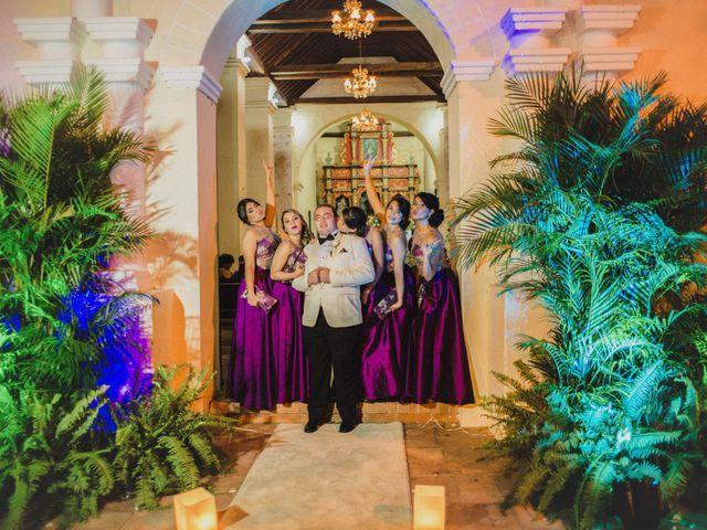 El matrimonio de Andres y Vanessa en Santa Marta, Magdalena 22