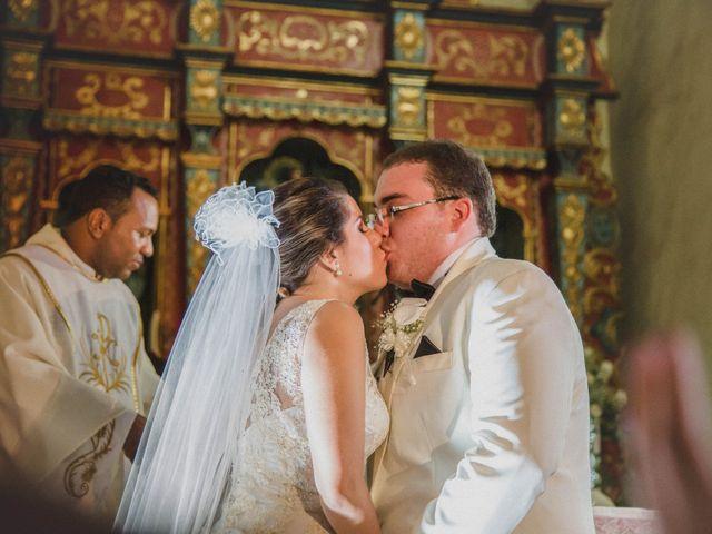 El matrimonio de Andres y Vanessa en Santa Marta, Magdalena 41