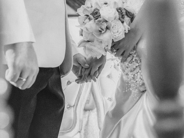 El matrimonio de Andres y Vanessa en Santa Marta, Magdalena 43