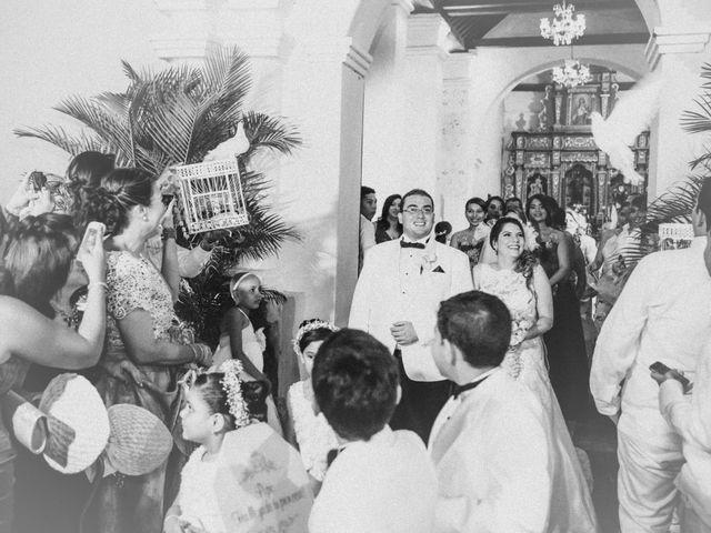 El matrimonio de Andres y Vanessa en Santa Marta, Magdalena 45