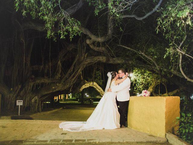 El matrimonio de Andres y Vanessa en Santa Marta, Magdalena 47