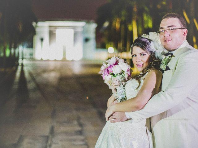 El matrimonio de Andres y Vanessa en Santa Marta, Magdalena 56