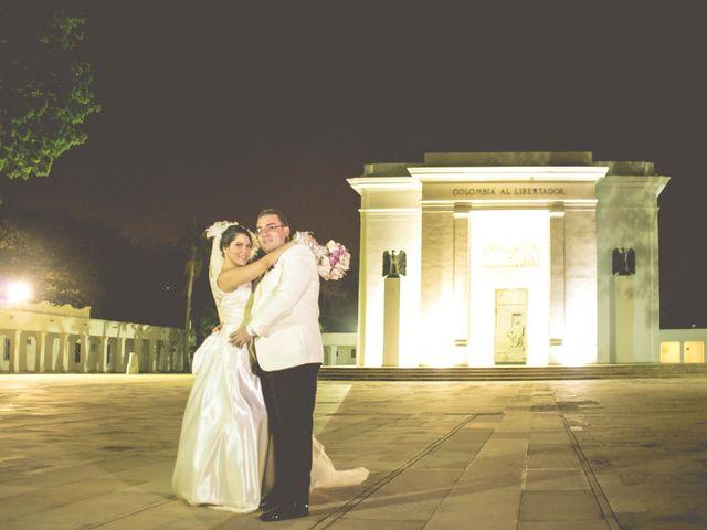 El matrimonio de Andres y Vanessa en Santa Marta, Magdalena 57