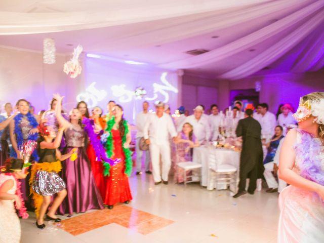 El matrimonio de Andres y Vanessa en Santa Marta, Magdalena 65