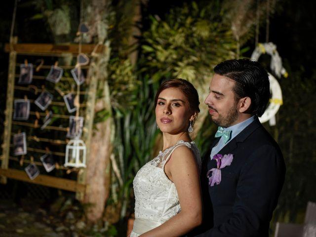 El matrimonio de Maria Cristina y Santiago