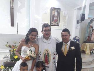 El matrimonio de Aura Rocío y Luis Alberto  1