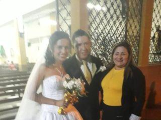 El matrimonio de Aura Rocío y Luis Alberto  2